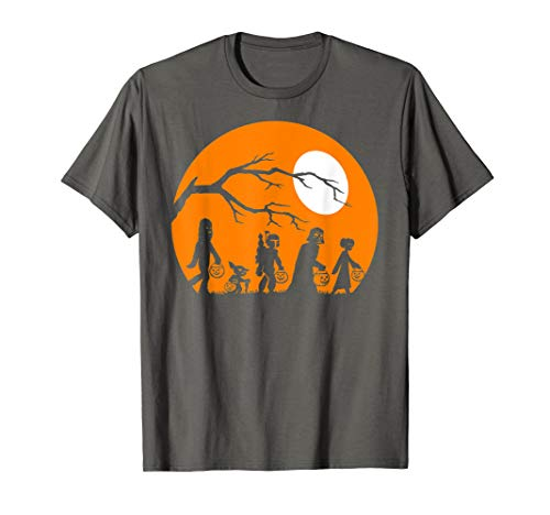 Star Wars Trick Or Treat Halloween Silhouette T-Shirt, Men or Women