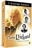 Pierre Richard coffret 3 DVD: ON AURA TOUT VU / LE DISTRAIT / LA CARAPATE