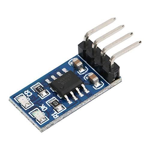 Scheda di ricarica per batteria al litio Caricabatterie LiPo agli ioni di litio 18650 Modulo di ricarica solare Micro MPPT con protezione da sovratensione 1A 4,2 V 3,7 V(With Pin)