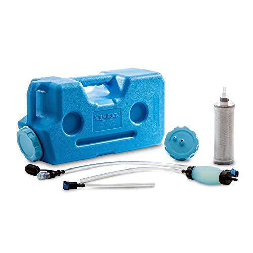 AquaBrick Portable Water Purification System