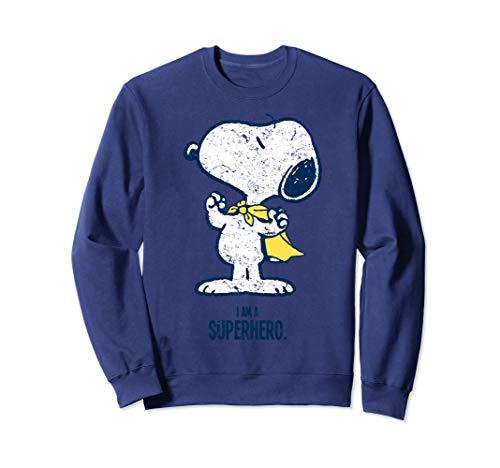 US Peanuts Snoopy Super 01 Sudadera