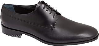 FENATTI, Zapato DE ALMANSA, Todo DE PIEL-35033 Tallas Grandes.