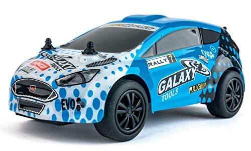 Ninco- Nincoracers X Rally Galaxy Coche, Multicolor (NH93143