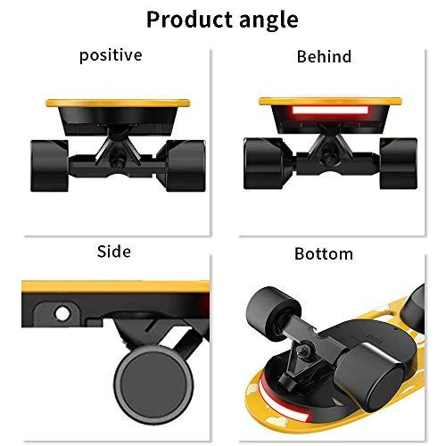 Wasserdichtes Elektro Skateboard ABIN für Kinder Bild 5*