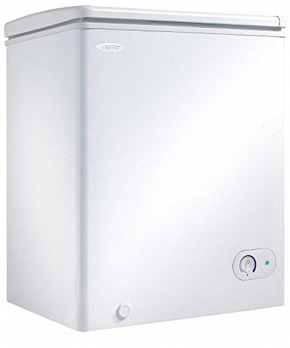 Danby Compact Chest Freezer, 3.8 Cu. Independiente