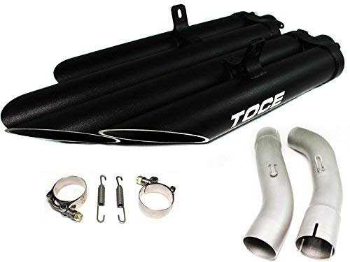 Yamaha R1 2004-2006 T-Slash Slip-On Exhaust System by Toce Performance