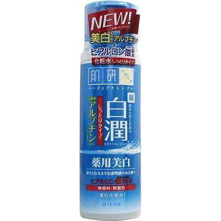 【医薬部外品】肌ラボ 白潤 薬用美白化粧水 しっとりタイプ 170mL