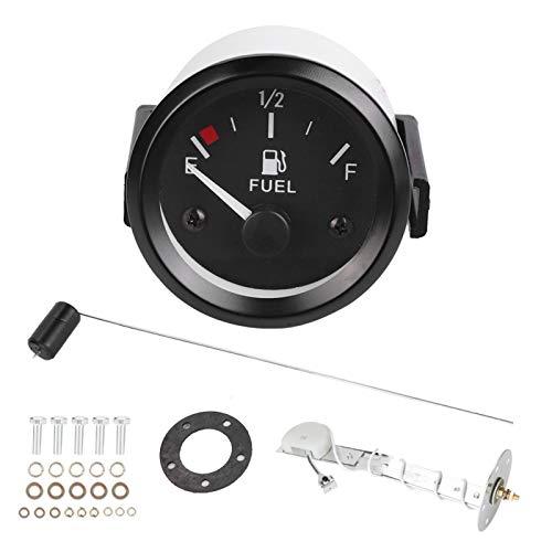 Medidor de combustible eléctrico, medidor de nivel de combustible de coche de...