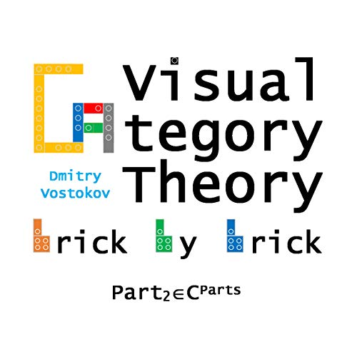 Visual Category Theory Brick by Brick, Part 2: Using LEGO® to Teach Abstract Mathematics (Visual Categories) (English Edition)
