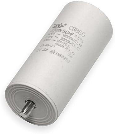 Kondensator 30 µf Uf Mit Flachstecker Anlaufkondensator Motorkondensator 450v Kondensatoren Beleuchtung