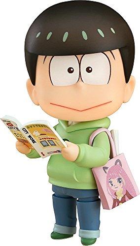 ねんどろいど おそ松さん 松野チョロ松 ノンスケール ABS&PVC製 塗装済み可動フィギュア