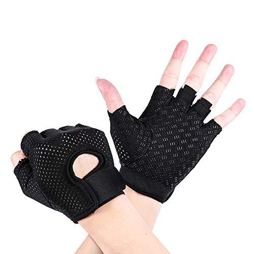 Fyore Fitness Handschuhe Trainingshandschuhe Gewichtheben Handschuhe Atmungsaktive rutschfeste Sporthandschuhe für Krafttraining, Bodybuilding, Kraftsport,Crossfit Training,Gym Workout Gloves