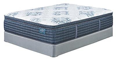 Ashley Furniture Signature Design - Sierra Sleep - Mt. Dana Euro Top Twin Mattress