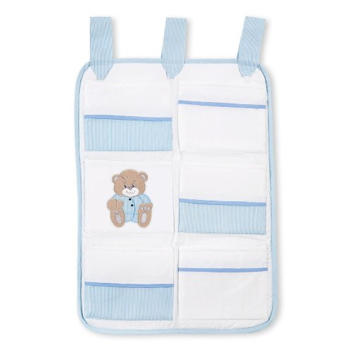 Memi Baby Cot Bag Available in 5 Colours