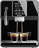 Cecotec Machine à café megatomatique PowerMatic-ccino 6000 Serie Nera, 19 Bars, 1-2...