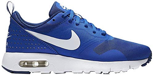Nike Youths Air Max Tavas Cobalt Mesh Trainers 36.5 EU