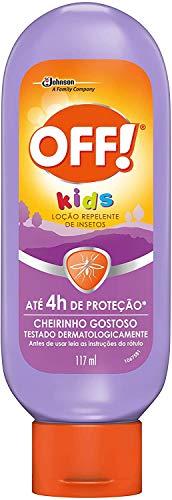 Repelente Off Kids Loção 117ml