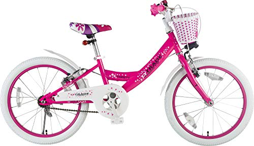 Orbis Bikes 20 Zoll Kinder Fahrrad MÄDCHENFAHRRAD KINDERFAHRRAD MÄDCHENRAD Rad Bike Rücktrittbremse Tweety pink New TYT19-002