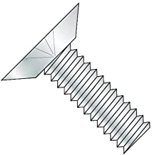 flat undercut screws