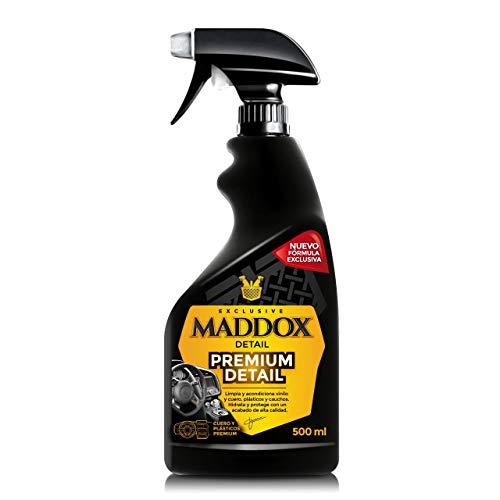 Maddox Detail - Premium Detail - Limpiador Premium de salpicaderos con...