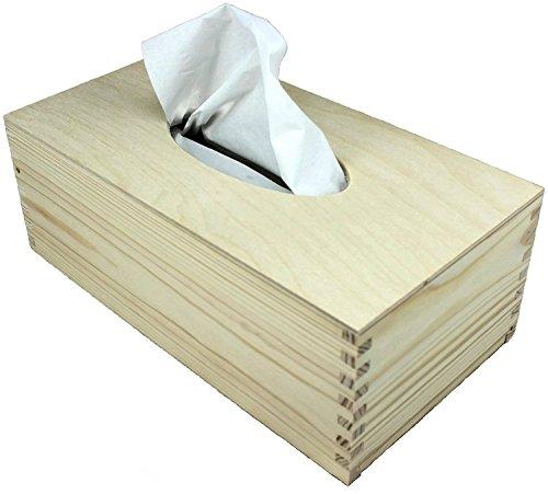 Net4Client Tissue Box Set Porta Papel Higiénico Tissue Box Holder Toallitas Tapa Cubre Toallitas Húmedas Holder