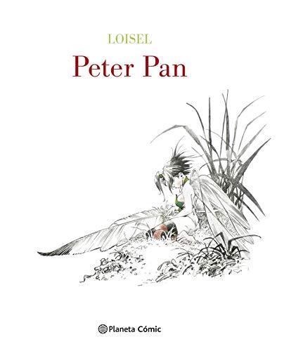 Peter Pan de Loisel (novela gráfica)
