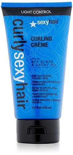 SEXYHAIR Curly Curling Crème, 5.1 fl. oz.