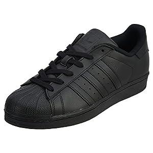 adidas Originals Superstar Foundation Black/Black/Black10 DMedium