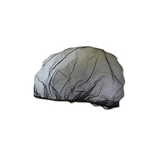 Magid Glove & Safety 2020BK EconoWear Mesh Light Weight Disposable Hair Net, Nylon, 21', Black (Pack of 100)