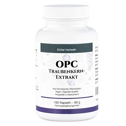 OPC Traubenkernextrakt, EXVital...
