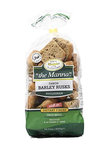Greek Whole Grain Barley Rusks - Tsatsaronakis 'the Manna' (400 Gram)