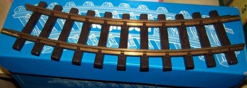 PLAYMOBIL 4354 Gleise (Schienen) gebogen (VPE: 12 Stück)