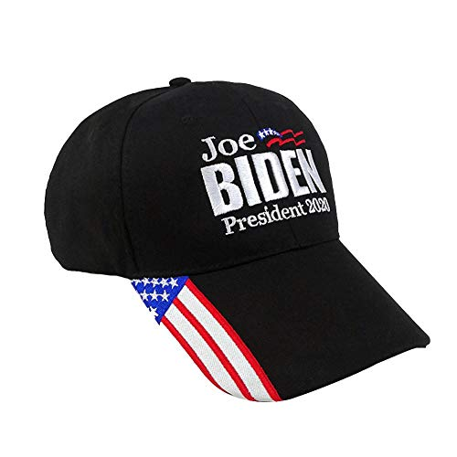 Gorra de béisbol Hongzhi 2020 Joe Biden – Gorra de béisbol bordada ajustable para la campaña presidencial 2020 – Modesport Gorra de béisbol para hombres y mujeres