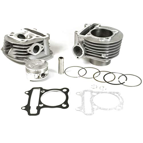 BMotorParts 100cc Big Bore Cylinder Kit for Dong Fang DF50SST DF50STT...