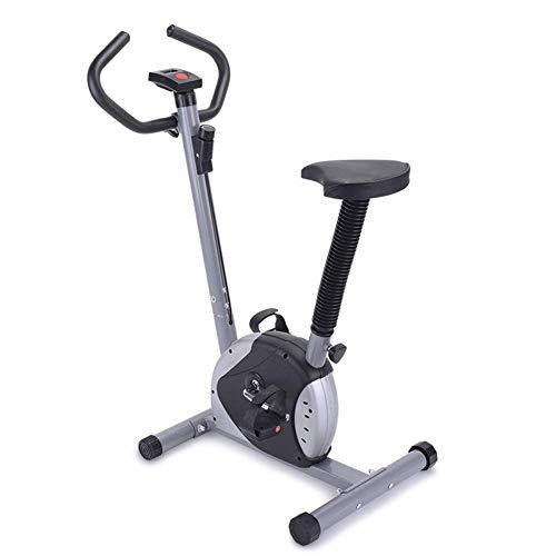 WLGQ Pantalla Digital Cardio Gimnasio en casa Fitness Ciclismo de Interior Spinning Bicicleta de Ejercicio Bicicleta de Spinning en casa Equipo Deportivo