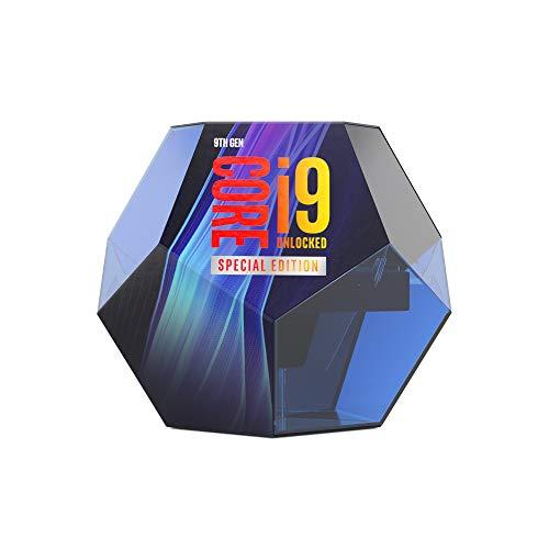 Intel Core i9-9900KS - Procesador de sobremesa (8 núcleos hasta 5,0 GHz, Turbo desbloqueado, LGA1151 Z390, 127 W)