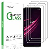 (3 Pack) Beukei Screen Protector Tempered Glass Compatible for T-Mobile REVVL V+ 5G (T-Mobile REVVL V PLUS 5G), Touch Sensitive,(6.82 inch) Case Friendly, 9H Hardness