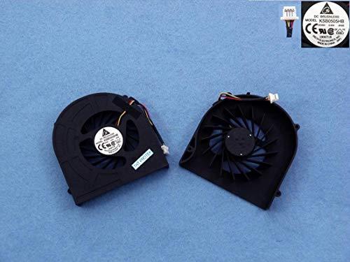 kompatibel für HP ProBook 4520s 4525s 4720s Lüfter Kühler Fan Cooler, XS10N05YF05V-BJ001
