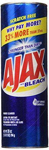 Ajax Cleaner, 28 Oz, Pack of 2