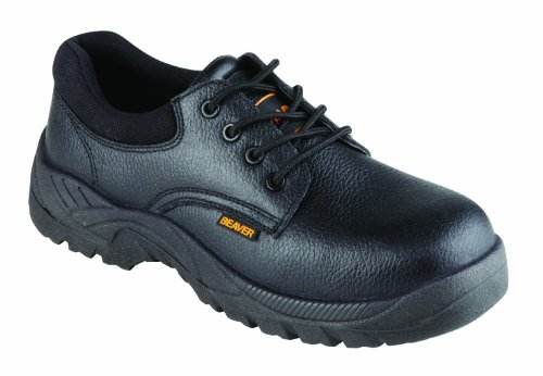 Parent Units Beaver 615 S1p Composite Shoe, Scarpe di Sicurezza Uomo, Nero (Schwarz), 40 EU