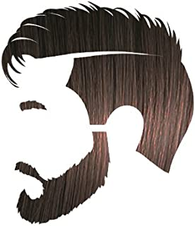 Manly Guy DARKEST BROWN Beard Color 100% Natural Chemical Free