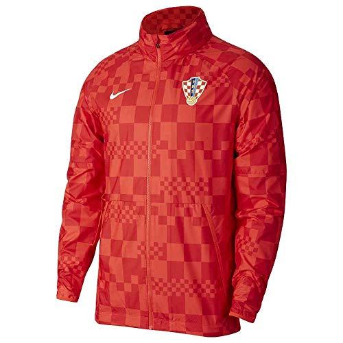 2020-2021 Croatia Allweather Lite Jacke, Rot