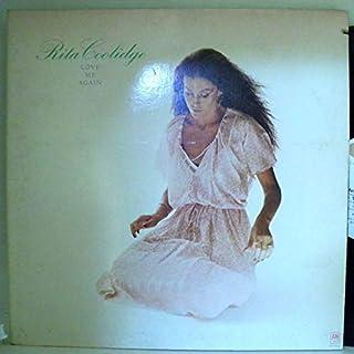 リタ・クーリッジ RITA COOLIDGE「ラヴ・ミー・アゲイン LOVE ME AGAIN」【LP】