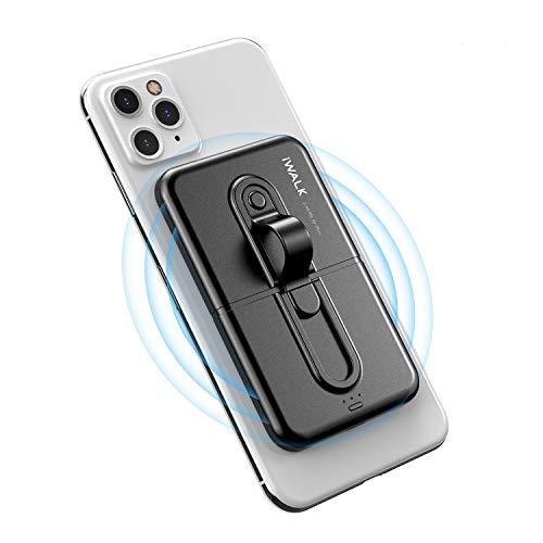 iWALK Powerbank wireless 5000 mAh, mini tragbares Ladegerät