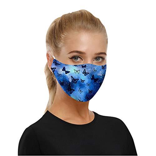 2 Stück universelle Anti-Staub- und Anti-Smog-Tarnung für Erwachsene in Europa und Amerika