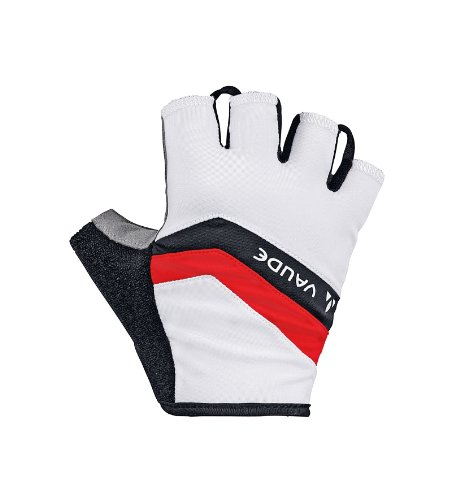 Vaude Active Gants Homme Blanc FR : S (Taille Fabricant : 7)