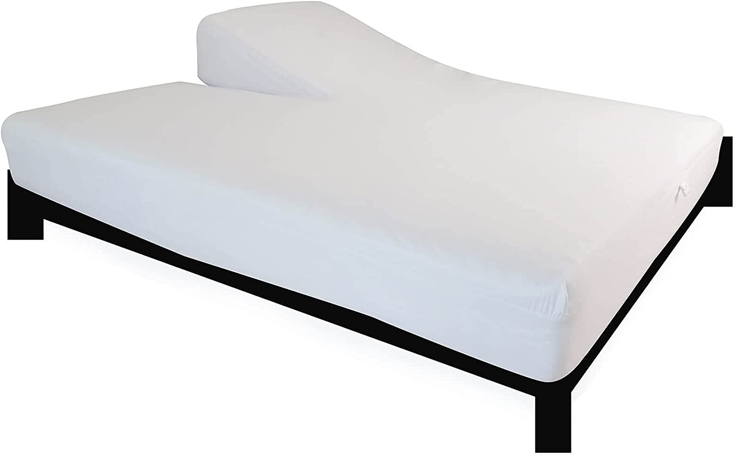 Split Top Cal King Mattress Protector Flex Head for Outlet ☆ Free Shipping B Adjustable sold out