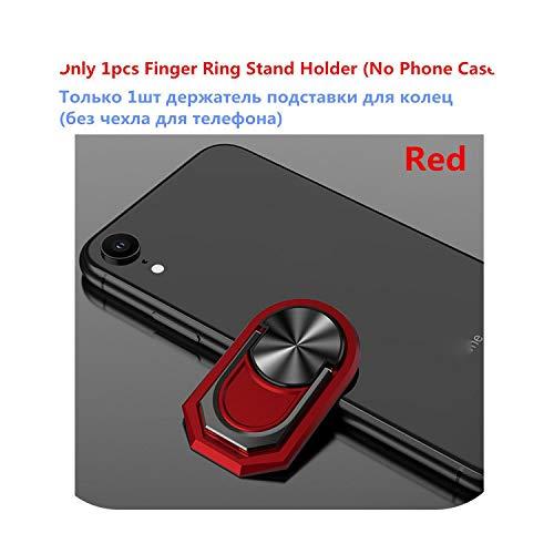 Funda para iPhone 4, 4S, 5, 5S, 5C, SE, 6, 6S, 7, 8 Plus, XXS, XS, XS, XS, XX, XS, Max, 11, Pro Max, ranuras para tarjetas, teléfono móvil, piel sintética, para 5, 5S, SE, 4, con anillo, color azul marino, para iPhone 7