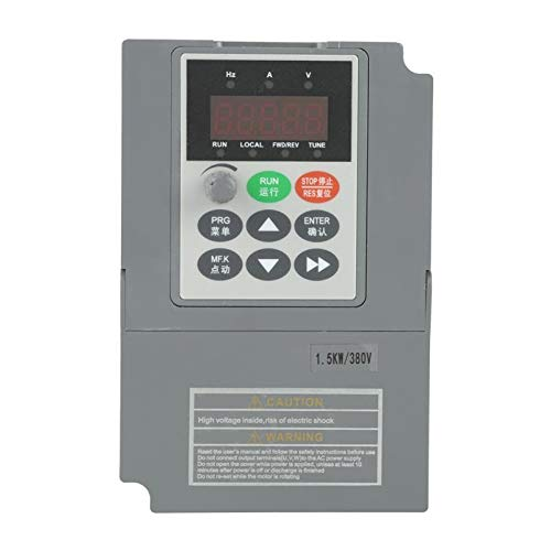 WULE-RYP 1.5KW 380V frecuencia Variable trifásico Universal de frecuencia convertidor de frecuencia Convertidor de Unidades