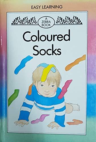 Coloured Socks (Zebra Easy Learning Books)